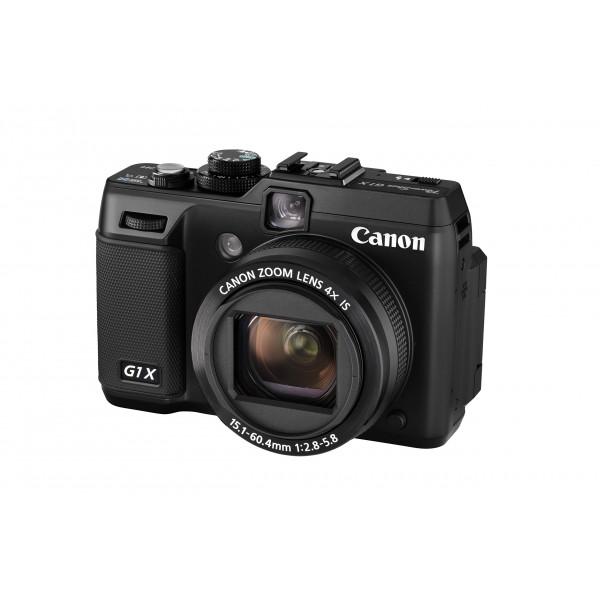 Canon PowerShot G1 X Digitalkamera (14,3 Megapixel, 4-fach opt. Zoom, 7,6 cm (3 Zoll) Display, bildstabilisiert) schwarz-314