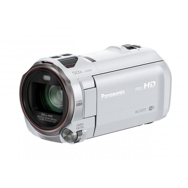 Panasonic HC-V777EG-W ( Speicherkarte,1080 pixels )-32