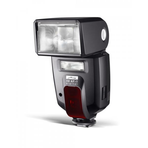 Metz 58 AF 1 N digitales Blitzgerät für Nikon-31