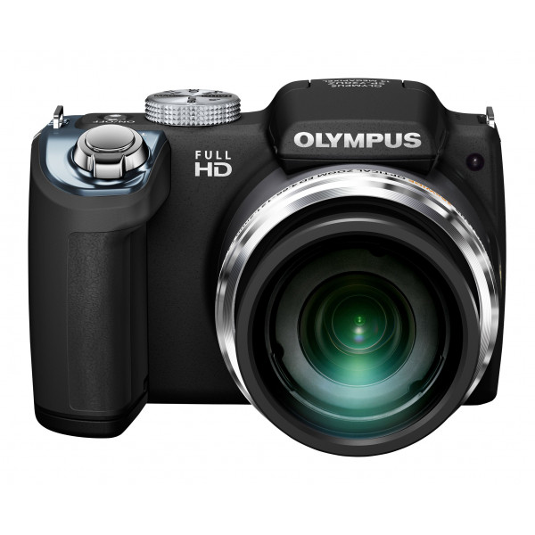 Olympus SP-720UZ Digitalkamera (14 Megapixel, 26-fach opt. Zoom, 7,6 cm (3 Zoll) Display, bildstabilisiert) schwarz-37