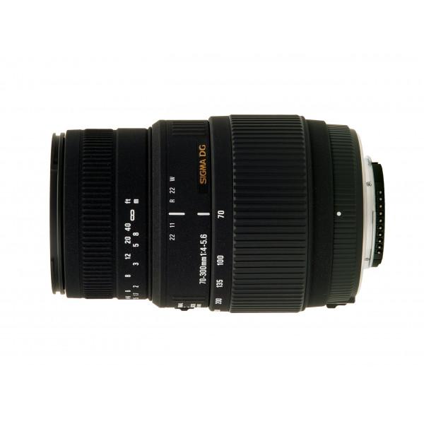 Sigma 70-300mm F4,0-5,6 DG Makro (Motor) Objektiv (58mm Filtergewinde) für Nikon-33