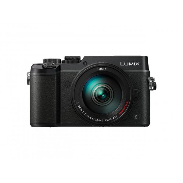 Panasonic LUMIX G DMC-GX8HEG-K Systemkamera (20 Megapixel, Dual I.S. Bildstabilisator, 4K Foto / Video, Staub-/Spritzwasserschutz) mit Objektiv H-FS14140E schwarz-310