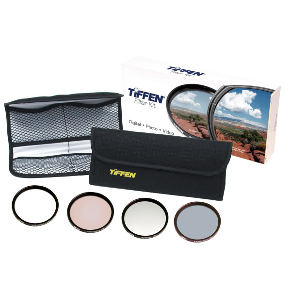 Tiffen Filter 58MM HOLLYWOOD FX KIT-31