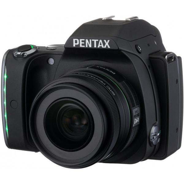 Pentax K-S1 SLR-Digitalkamera (20 Megapixel, 7,6 cm (3 Zoll) Display, ultrakompaktes Gehäuse, Anti-Moiré-Funktion, Full-HD-Video) Kit inkl. SMC DA 35 mm Objektiv (Lichtstärke 2,4) schwarz-33