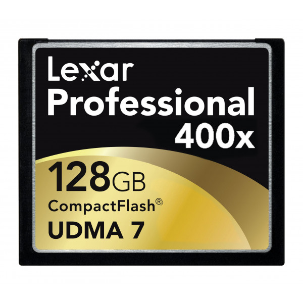 Lexar Professional 128GB 400x 60MB/s High Speed UDMA CompactFlash Speicherkarte-33