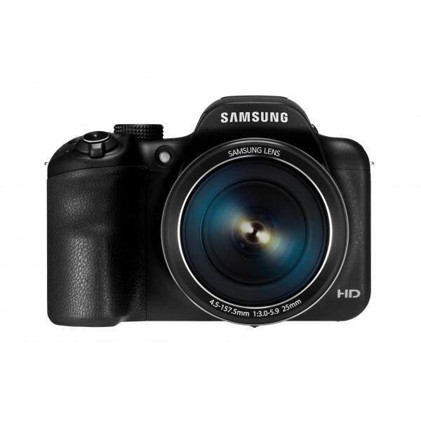 Samsung WB1100F Digitalkamera (16 Megapixel, 35-fach opt. Zoom, 7,6 cm (3 Zoll) Display) schwarz-34