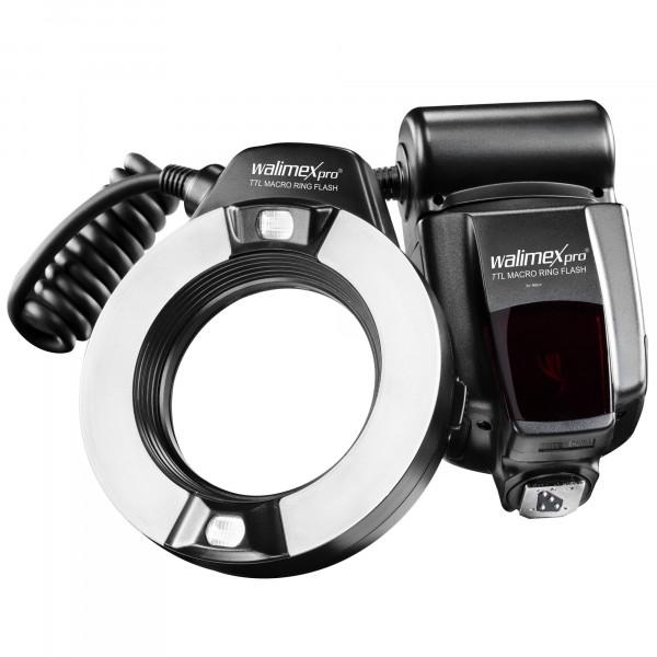 Walimex Pro TTL Ringblitz für Nikon-36