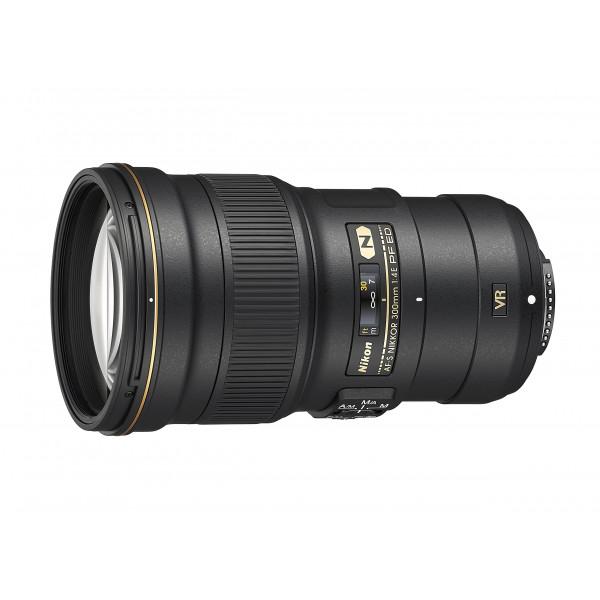 Nikon AF-S Nikkor 300 mm 1:4E PF ED VR Objektiv inkl. HB-73/CL-M3 schwarz-33