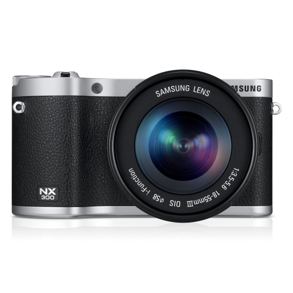 Samsung NX300 Systemkamera (8,4 cm (3,3 Zoll) OLED Touchscreen, 20,3 Megapixel, WiFi, HDMI, Full HD, SD Kartenslot) inkl. 18-55mm OIS i-Funktion Objektiv schwarz-35