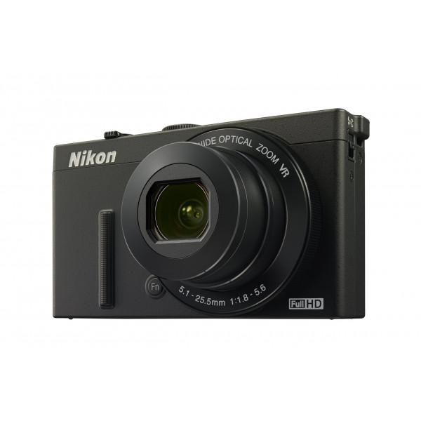 Nikon Coolpix P340 Digitalkamera (12 Megapixel, 5-fach optischer Weitwinkel-Zoom, 7,5 cm (3 Zoll) RGBW-LCD-Monitor, 5-Achsen-Bildstabilisator (VR), Dynamic Fine Zoom, Wi-Fi) schwarz-37