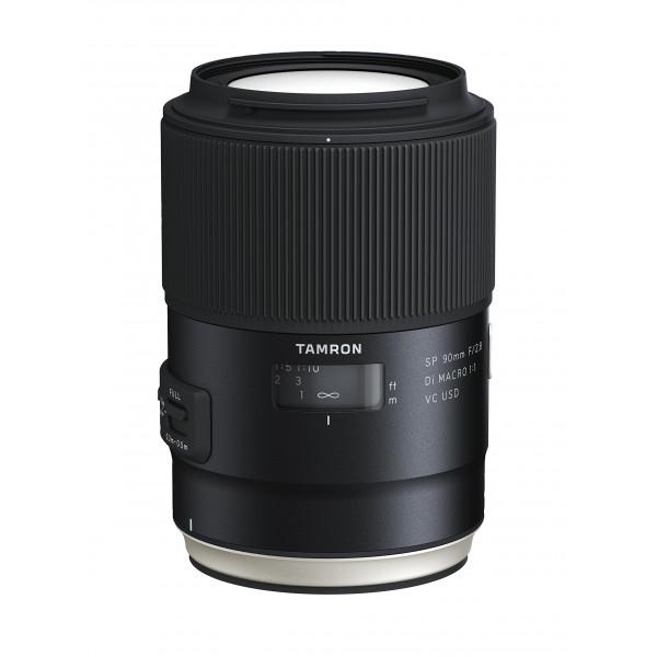 Tamron F017S SP 90mm F/2.8 Di Macro, 1:1 USD Sony Kamera-Objektive-31