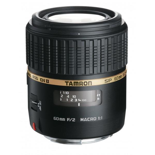 Tamron SP AF 60mm F/2.0 Di II Macro 1:1 Objektiv für Canon-32