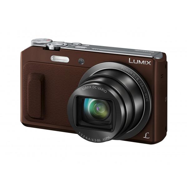 Panasonic LUMIX DMC-TZ58EG-T Travellerzoom Kamera (16 Megapixel, 20x opt. Zoom, 3-Zoll LCD-Display, Full HD, WiFi, 24 mm Weitwinkel-Objektiv) braun-31