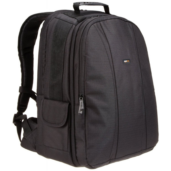 AmazonBasics Rucksack für DSLR-Kamera und Laptop (oranges Interieur)-38