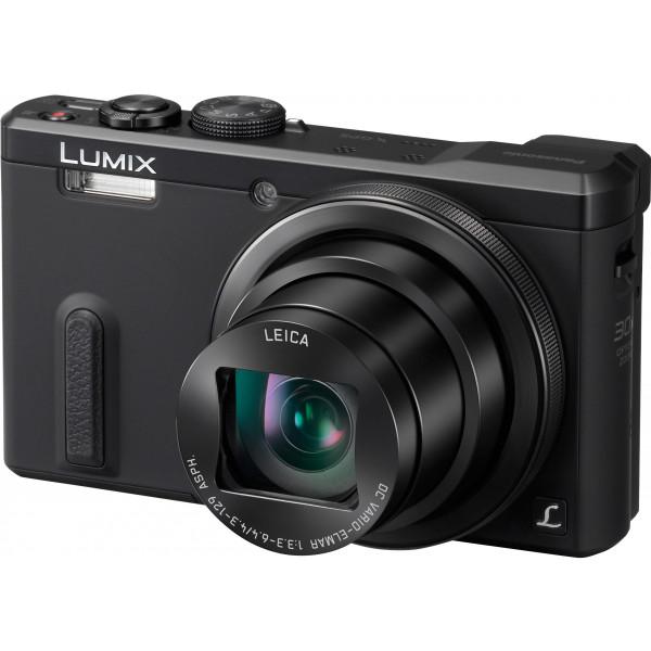 Panasonic LUMIX DMC-TZ61EG-K Travellerzoom Kamera (18,1 Megapixel, LEICA DC Weitwinkel-Objektiv mit 30x opt. Zoom, 3-Zoll LCD-Display, Full HD) schwarz-37