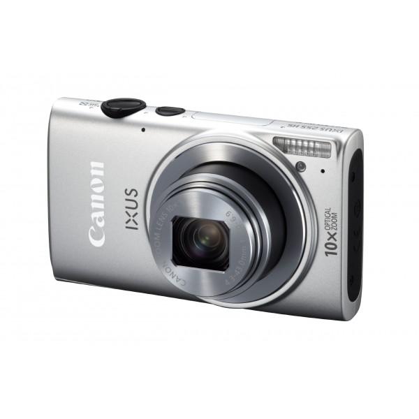 Canon IXUS 255 HS Digitalkamera (12,1 Megapixel, 10-fach opt. Zoom, 7,5 cm (3 Zoll) Display, Full-HD, bildstabilisiert) silber-34