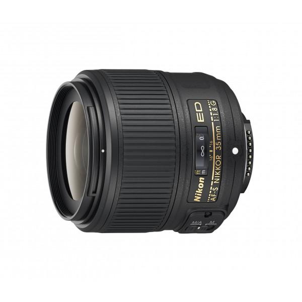 Nikon AF-S Nikkor 35mm 1:1,8G ED Objektiv-33