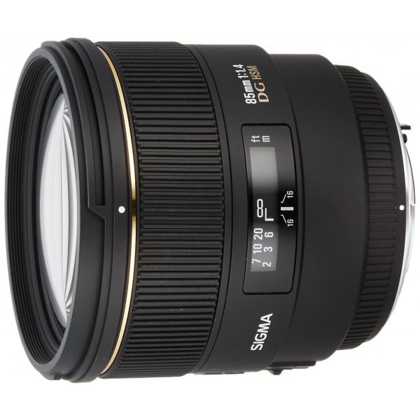 Sigma 85 mm F1,4 EX DG HSM-Objektiv (77 mm Filtergewinde) für Pentax Objektivbajonett-35