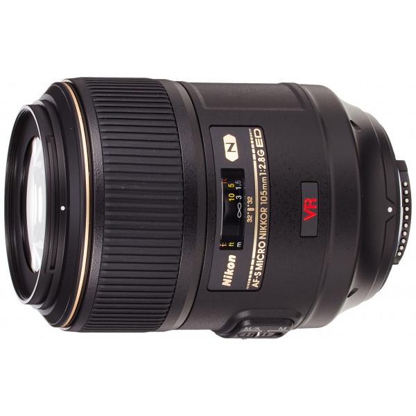 Nikon AF-S Micro-Nikkor 105mm 1:2,8G VR Objektiv (62mm Filtergewinde, bildstabilisiert)-34