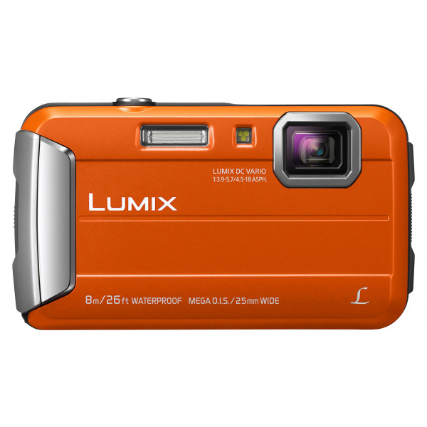 Panasonic LUMIX DMC-FT30EG-D Outdoor Kamera (16,1 Megapixel, 4x opt. Zoom, 2,6 Zoll LCD-Display, wasserdicht bis 8 m, 220 MB interne Speicher, USB) orange-34