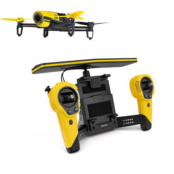 Parrot Bebop Drohne + Parrot Skycontroller gelb-310