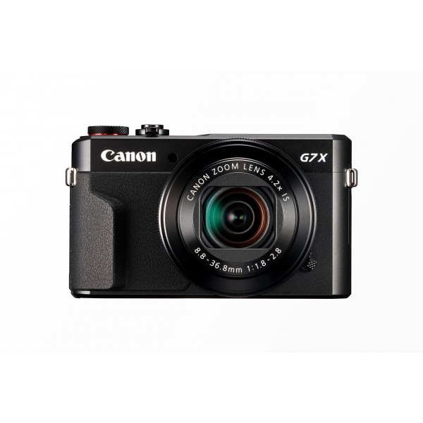 Canon PowerShot G7 X Mark II Digitalkamera mit klappbarem Display (20,1 Megapixel, 4,2-fach optischer Zoom, (7,5 cm (3 Zoll) LCD-Display, Touchscreen) schwarz-35