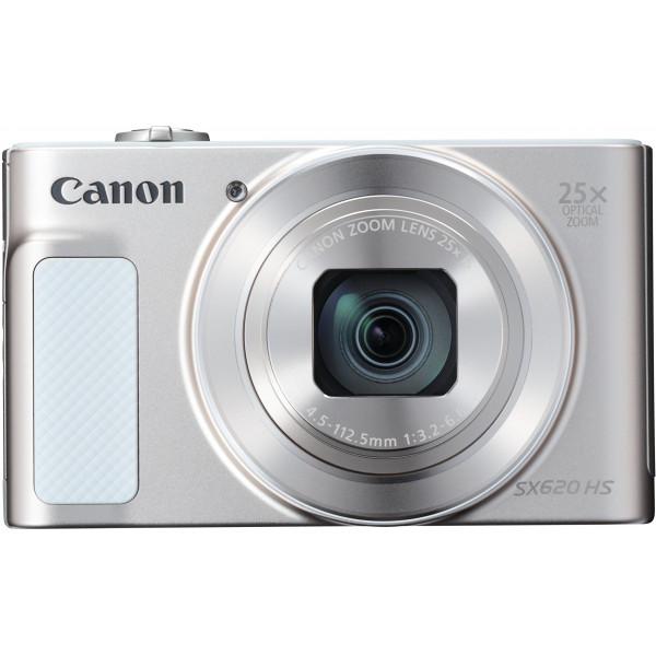 Canon PowerShot SX620 HS Digitalkamera (20,2 Megapixel, 25-fach optischer Zoom, 50-fach ZoomPlus, 7,5cm (3 Zoll) Display, opt Bildstabilisator, WLAN, NFC) silber-36