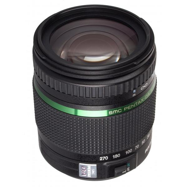 Pentax 21497 SMC DA ED SDM Objektiv (18 bis 270 mm, Lichtstärke 3,5 bis 6,3)-32