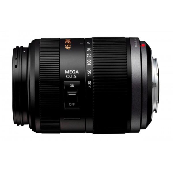 Panasonic H-FS045200E Telezoom-Objektiv Lumix G F4-5,6/ 45-200 mm (90-400 mm KB, bildstabilisiert, 52 mm Filtergewinde) schwarz-31