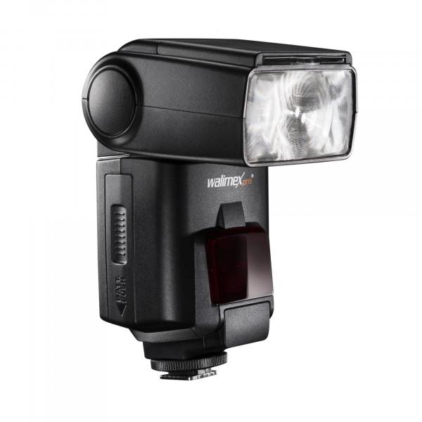 Walimex Pro 20770 Speedlite 58 HSS i-TTL Systemblitz für Nikon schwarz-33