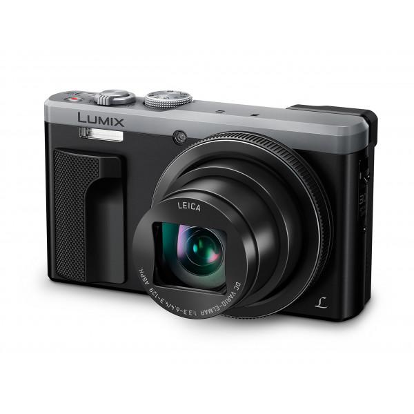 Panasonic LUMIX DMC-TZ81EG-S Travellerzoom Kamera (18,1 Megapixel, LEICA Objektiv mit 30x opt. Zoom, 4K Foto und Video, Sucher, 3-Zoll Touch-LCD) silber-38