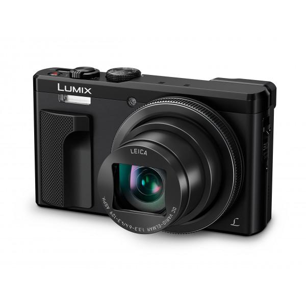 Panasonic LUMIX DMC-TZ81EG-K Travellerzoom Kamera (18,1 Megapixel, LEICA Objektiv mit 30x opt. Zoom, 4K Foto und Video, Sucher, 3-Zoll Touch-LCD) schwarz-38