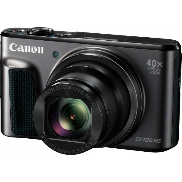Canon PowerShot SX720 HS Digitalkamera (20,3 Megapixel CMOS-Sensor, 7,5 cm (3 Zoll) LCD-Display, 40 x Zoom, Full HD, WLAN) schwarz-35