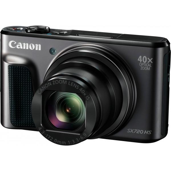 Canon PowerShot SX720 HS Digitalkamera (20,3 Megapixel CMOS-Sensor, 7,5 cm (3 Zoll) LCD-Display, 40 x Zoom, Full HD, WLAN) schwarz-35