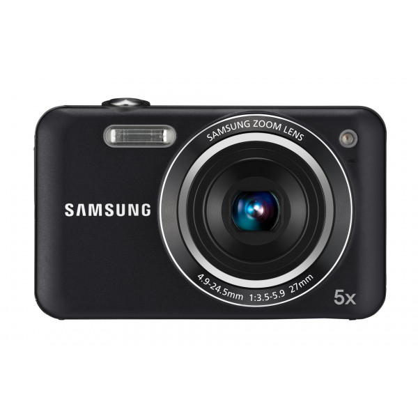 Samsung ES75 Digitalkamera (14 Megapixel, 5-fach opt. Zoom, 6,85 cm (2,7 Zoll) LC-Display, Bildstabilisator) schwarz-35