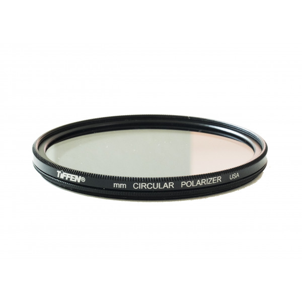 Tiffen Filter 37MM CIRCULAR POLARIZER FILTER-36