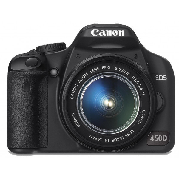Canon EOS 450D SLR-Digitalkamera (12 Megapixel, LiveView) Kit inkl. EF-S 18-55mm IS Objektiv (bildstabilisiert)-36