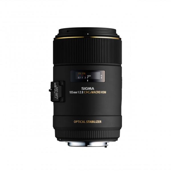 Sigma 105 mm F2,8 EX Makro DG OS HSM-Objektiv (62 mm Filtergewinde) für Sony Objektivbajonett-32