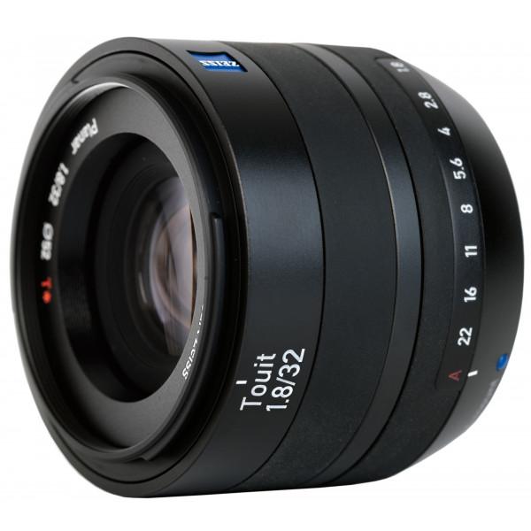 Carl Zeiss 32 mm / F 1,8 TOUIT-Objektiv ( Fujifilm X-Anschluss,Autofocus )-31