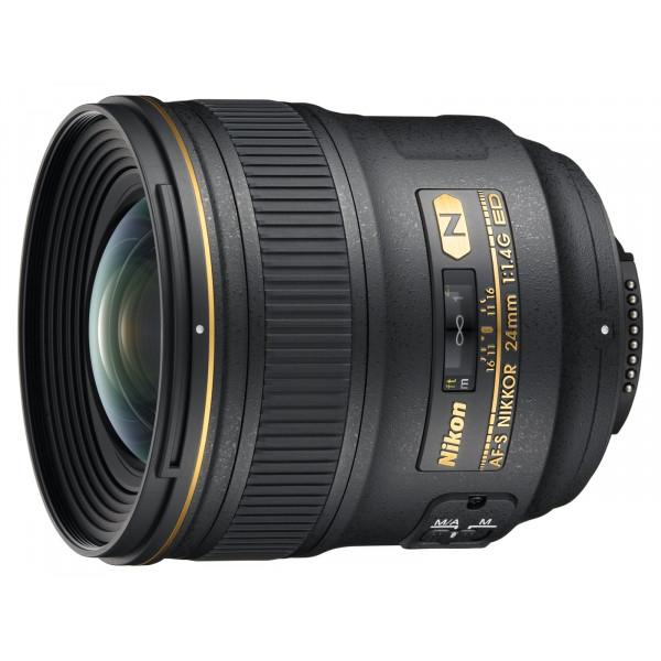 Nikon AF-S Nikkor 24mm 1:1,4G ED Objektiv (77 mm Filtergewinde)-31