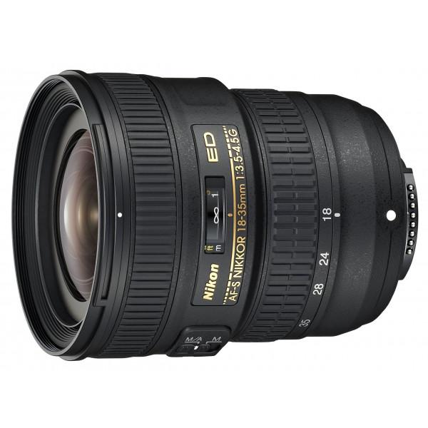 Nikon AF-S Nikkor 18-35mm 1:3,5-4,5G ED Objektiv-33