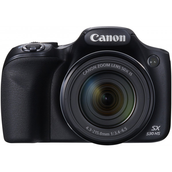 Canon PowerShot SX530 HS Digitalkamera (16,0 Megapixel CMOS, HS-System, 50-fach optisch, Zoom, 100-fach ZoomPlus, opt. Bildstabilisator, 7,5 cm (3 Zoll) Display, Full HD Movie, WLAN, NFC) schwarz-37