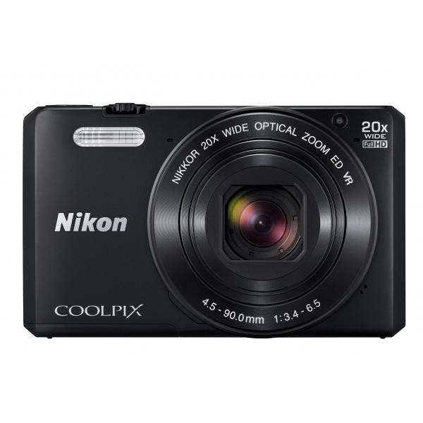 Nikon Coolpix S7000 Digitalkamera (16 Megapixel, 20-fach opt. Zoom, 7,6 cm (3 Zoll) LCD-Display, USB 2.0, bildstabilisiert) schwarz-39
