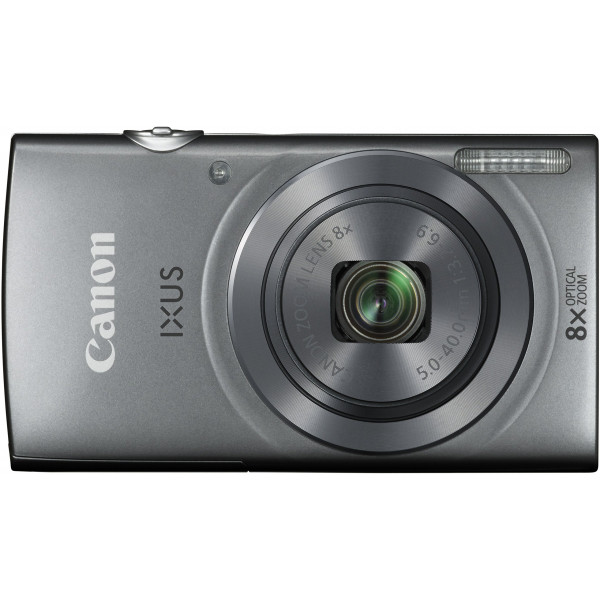 Canon IXUS 160 Digitalkamera (20 Megapixel, 8-fach optisch, Zoom, 16-fach ZoomPlus, 6,8 cm (2,7 Zoll) LCD-Display, HD-Movie 720p) silber-38