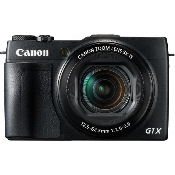 Canon PowerShot G1X Mark II Digitalkamera (12,8 Megapixel, 5-fach optischer Zoom, 1:2-3,9, 24-mm Weitwinkel, Full-HD, CMOS Sensor) schwarz-310