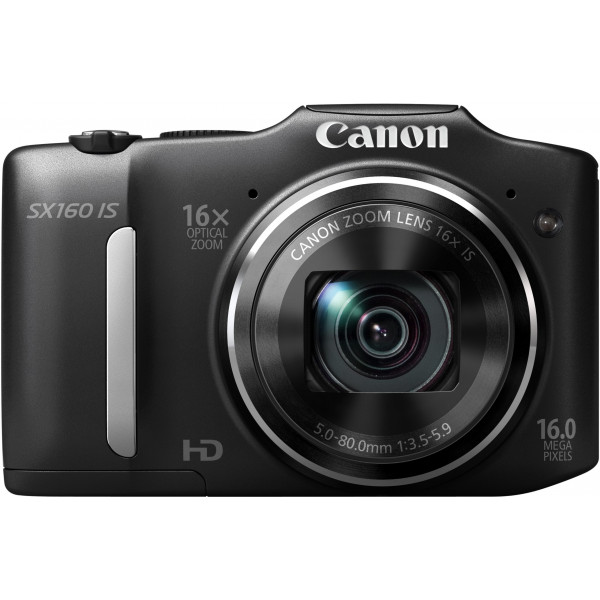 Canon PowerShot SX160 IS Digitalkamera (16 Megapixel, 16-fach opt. Zoom, 7,5 cm (3,0 Zoll) LCD) schwarz-36