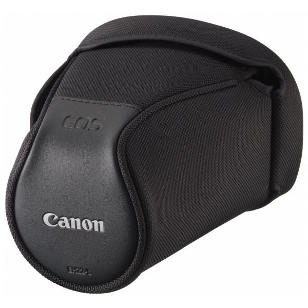 Canon 6758B001 Kameratasche EH22-L Case in schwarz für Canon EOS 1200D-31