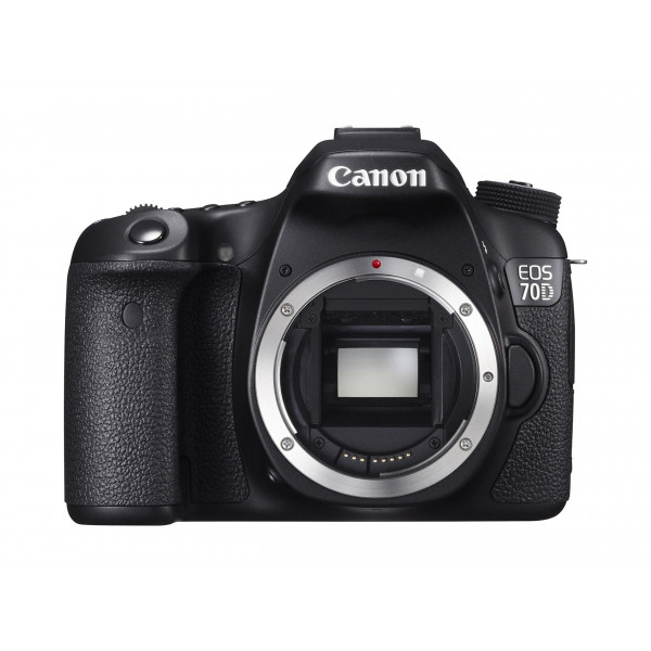 Canon EOS 70D SLR-Digitalkamera (20,2 Megapixel, 7,6 cm (3 Zoll) Display, APS-C CMOS Sensor, Full HD, WiFi, DIGIC 5+ Prozessor) nur Gehäuse schwarz-35