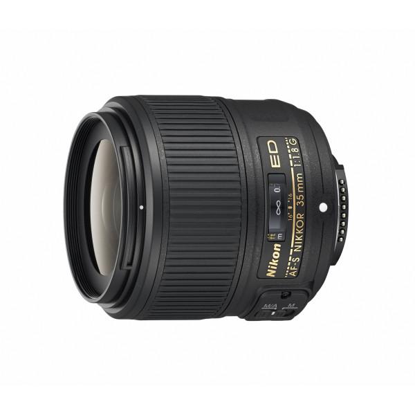 Objektiv Nikon AF-S NIKKOR 35 mm 1:1,8 G-31