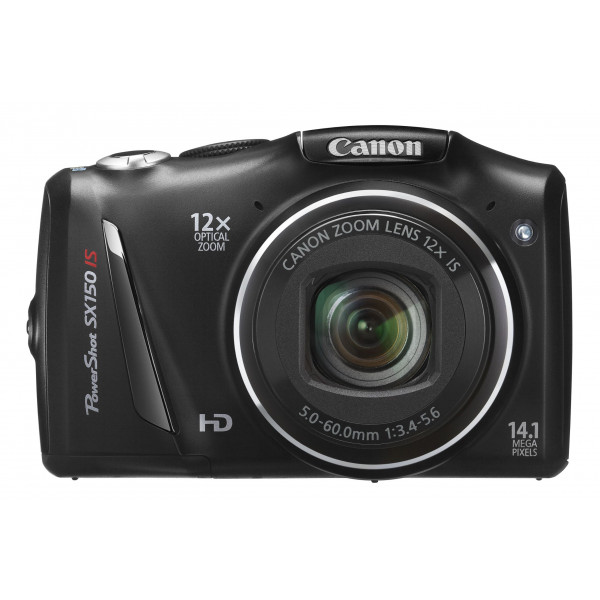 Canon PowerShot SX 150 IS Digitalkamera (14 Megapixel, 12-fach opt. Zoom, 7,6 cm (3 Zoll) Display, bildstabilisiert) schwarz-34
